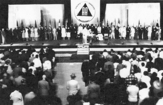 AA Convention in Long Beach, 1960