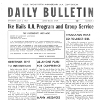 Daily Bulletin - Ike Hails AA Program and Group Service