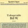 Unforgettable Bill W.