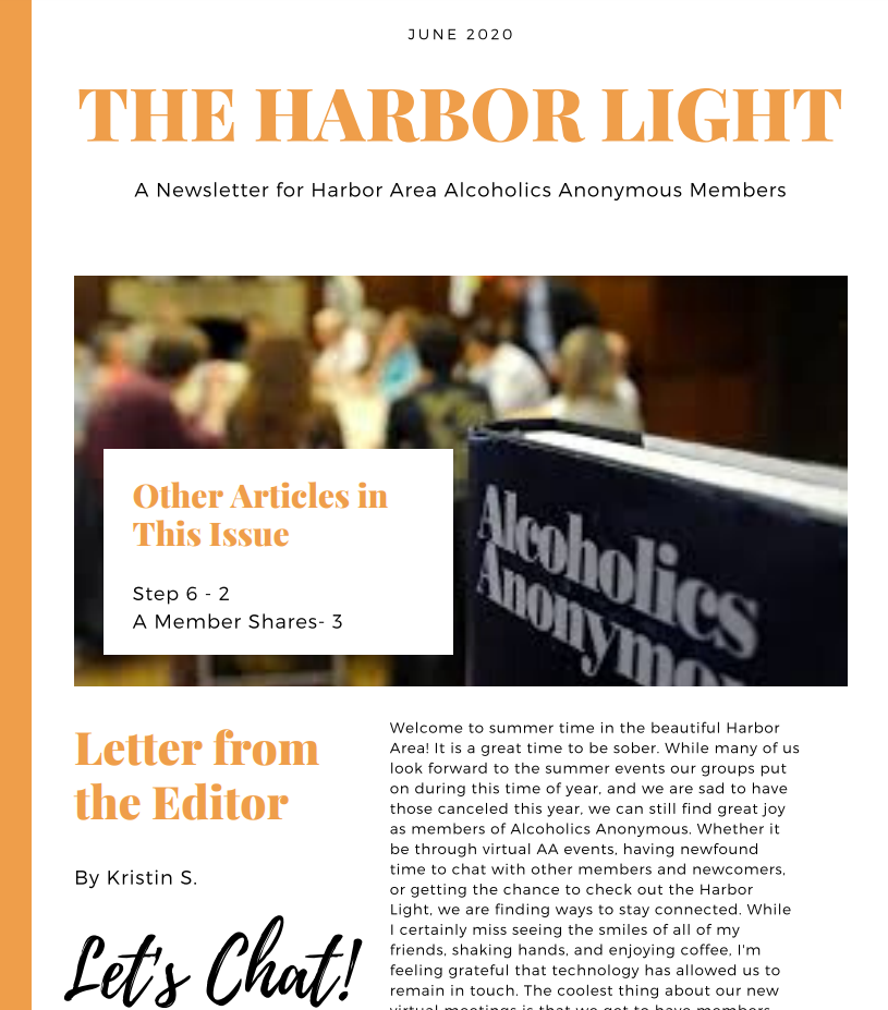 Harbor Light, June 2020