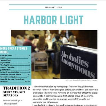 Harbor Light - 2020/02